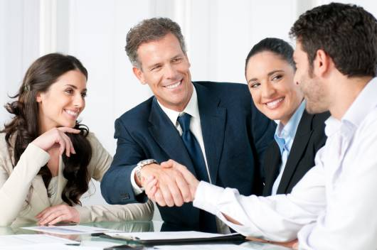 Attorneys Helping a Couple Come to Satisfying Agreement